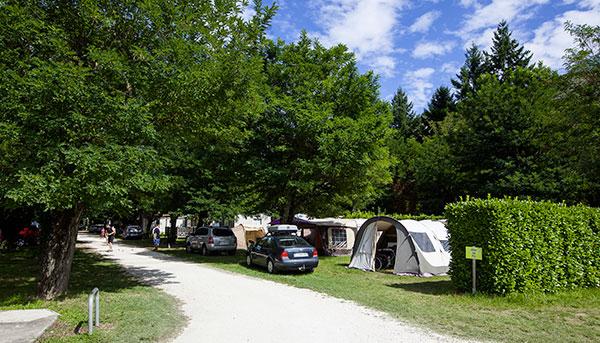 Camping Ruoms En Ardeche La Grand 39 Terre En Bordure De