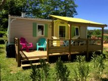 Mobil-Home confort 2 ch 4 pers